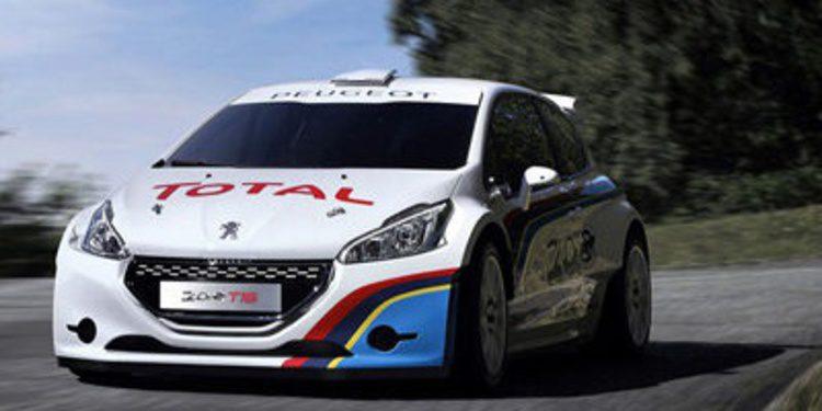 Citroën DS3 R5 y Peugeot 208 T16 R5 para enero 2014