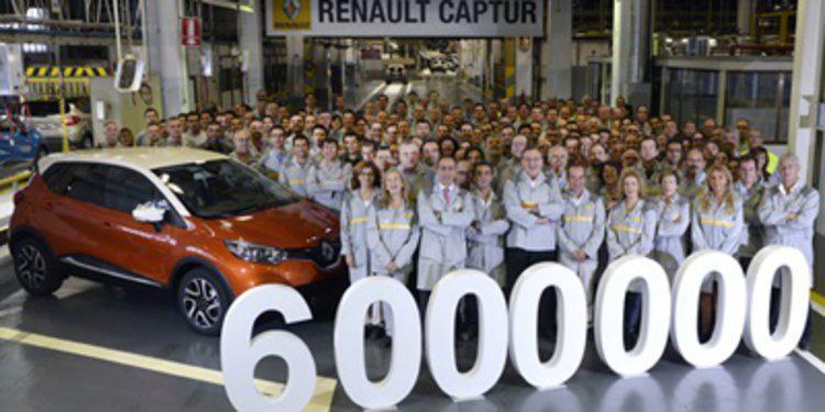 Valladolid celebra su Renault 6 millones