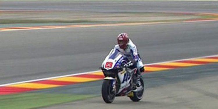 Luca Scassa con Cardion AB MotoGP hasta el final de año