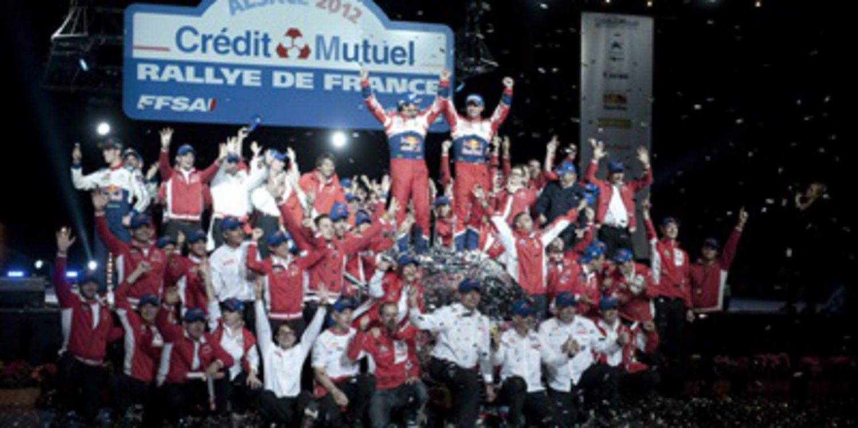 Los mejores momentos de Sebastien Loeb en el WRC