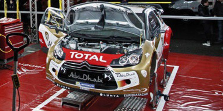 El gran espectáculo del WRC llega al Rally de Francia
