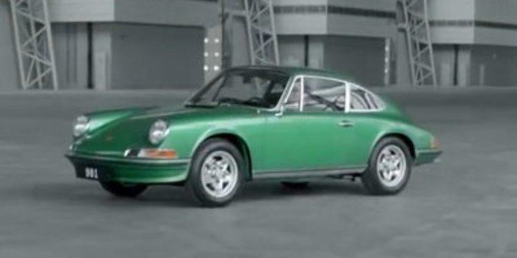 El 50 aniversario del Porsche 911 es de gran musicalidad
