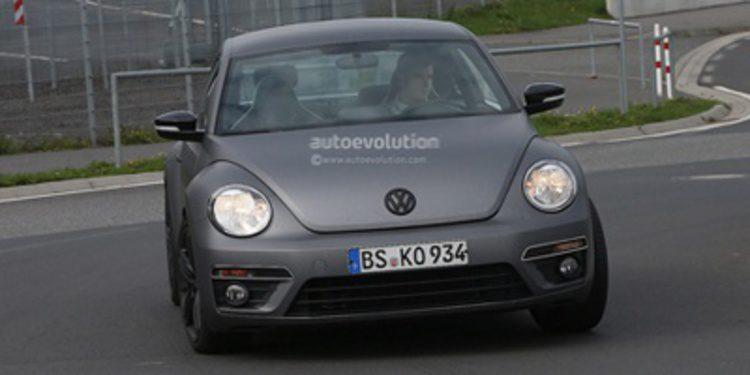 Volkswagen está preparando un atractivo Beetle R