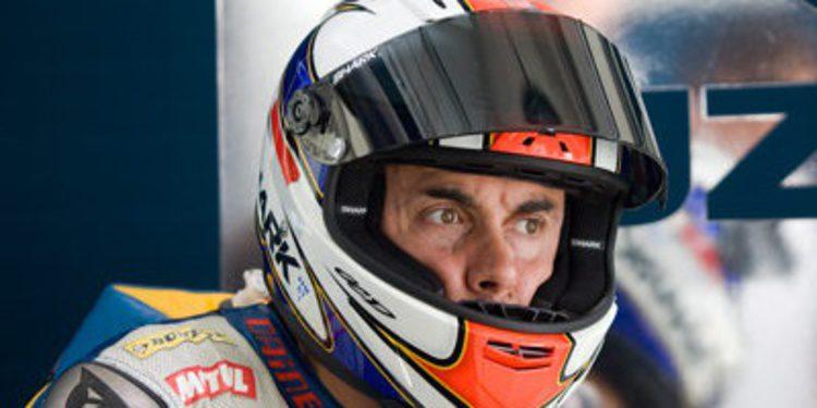 Suzuki apuesta por Vincent Philippe para Magny Cours