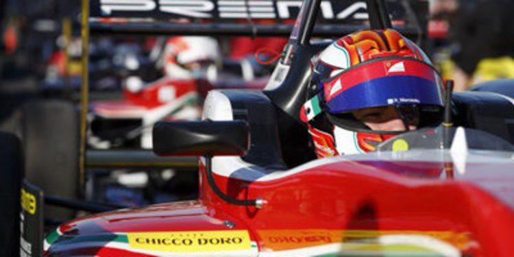 Rafaelle Marciello quiere el FIA F3 pero apunta al DTM