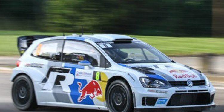 Sebastien Ogier es campeón del WRC 2013