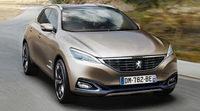 El futuro SUV de Peugeot se llama 6008