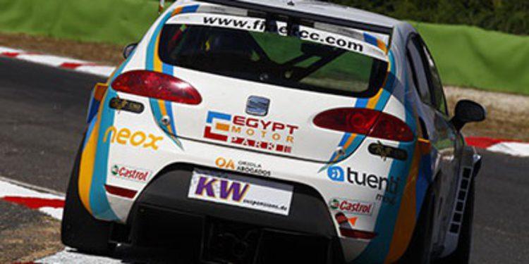 Jordi Oriola llega a Brno con opciones al título en el ETCC