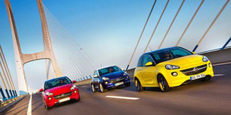 Opel producirá menos Adam