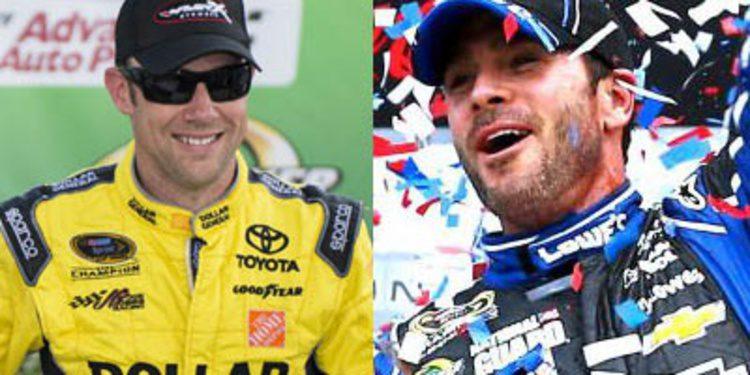 NASCAR Chase 2013 (I): Duelo bajo el sol
