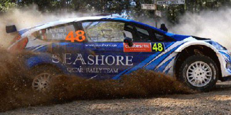 Abdulaziz Al-Kuwari tendrá un Fiesta RS WRC en España