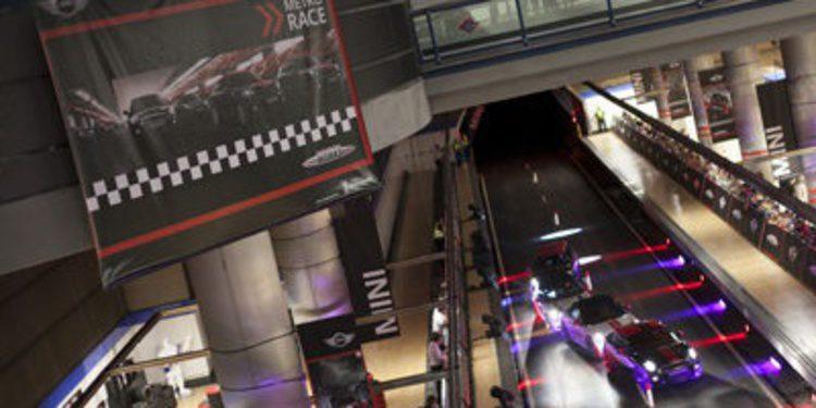 Mini revoluciona el Metro de Madrid