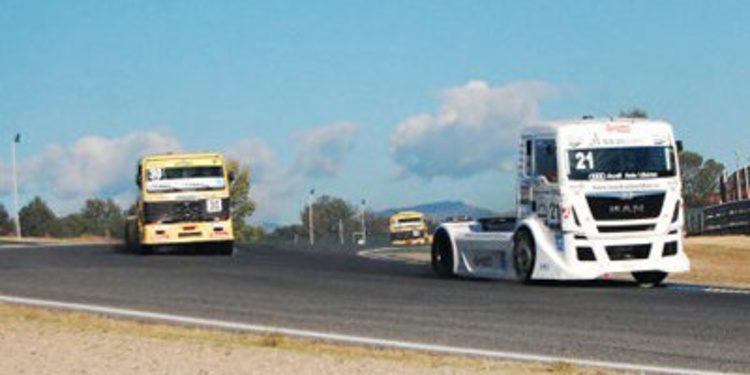 GP Camión España: dulce y amargo sábado para Albacete