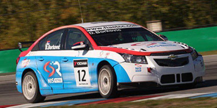 Michal Matejovsky se lleva la pole del ETCC en Brno