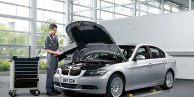 ¿Qué tareas de mantenimiento realiza un taller?