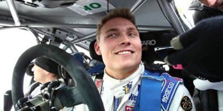 Pontus Tidemand se corona como ganador del JWRC 2013