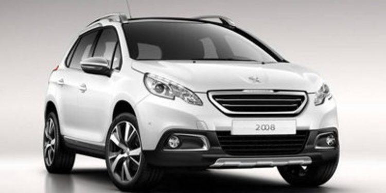 """Peugeot 2008, premio al coche """"Innovador"""""""