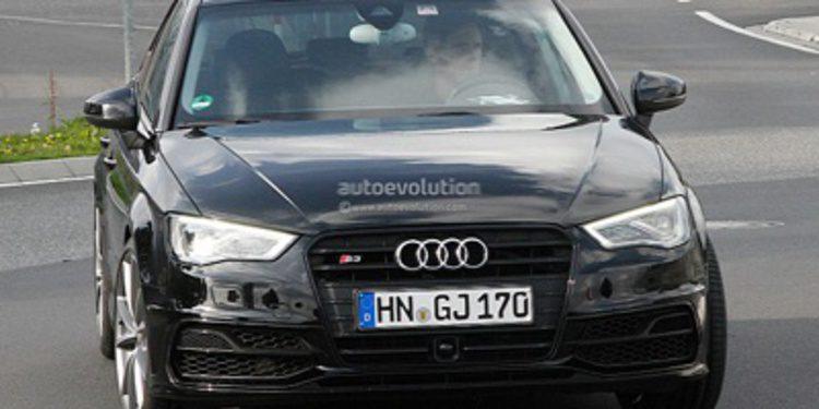 Audi prepara el nuevo RS3