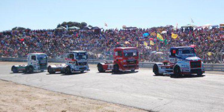 La carrera del domingo no deja aún campeón del ETRC