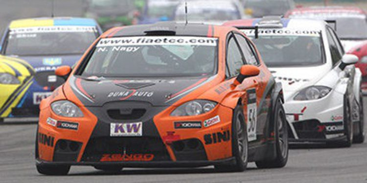 Mario Dablander se lleva el título en el Trofeo Monomarca