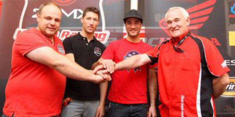 MXGP: Xavier Boog firma por el 24MX Honda