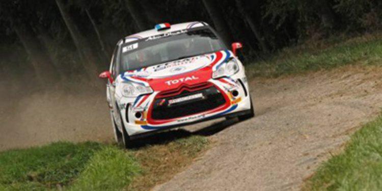 Sebastien Chardonnet, primer campeón del WRC3
