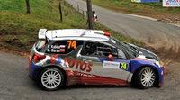 Robert Kubica más cerca del título de WRC2