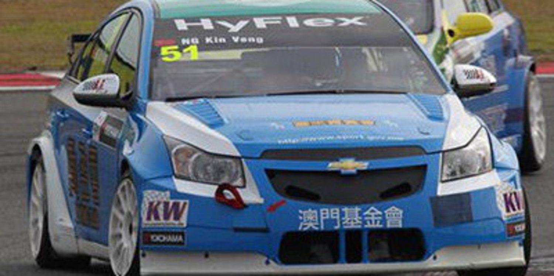 China Dragon tendrá cuatro coches en Macao