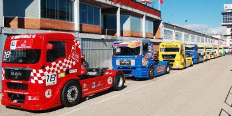 El fin de semana del GP Camión en imágenes