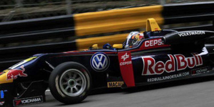 Carlos Sainz Jr. estará con Carlin en el GP de Macao 2013