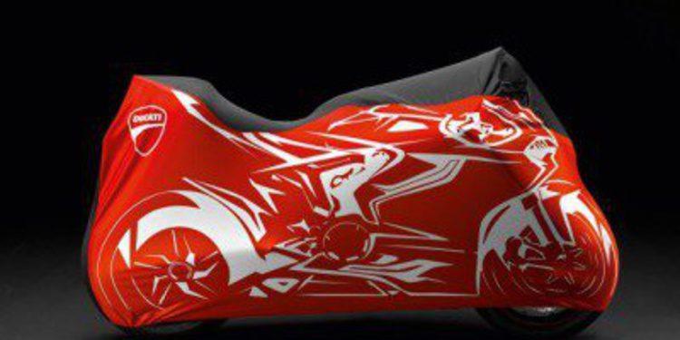 Ducati 1199R Panigale Superleggera en el EICMA