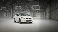 Lexus crea una limitadísima serie del CT200h