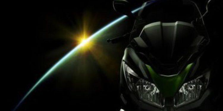 Kawasaki mostrará en EICMA su primera scooter: la J300
