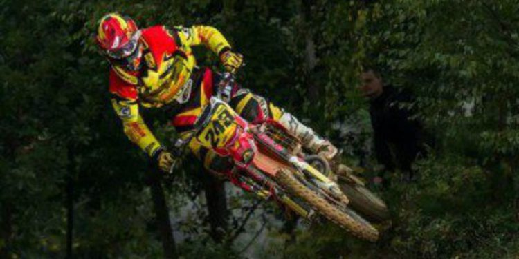 MX2: Tim Gasjer debuta con Honda
