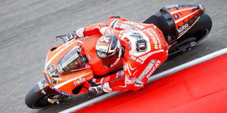 Ducati quiere pasar página en el GP de Malasia