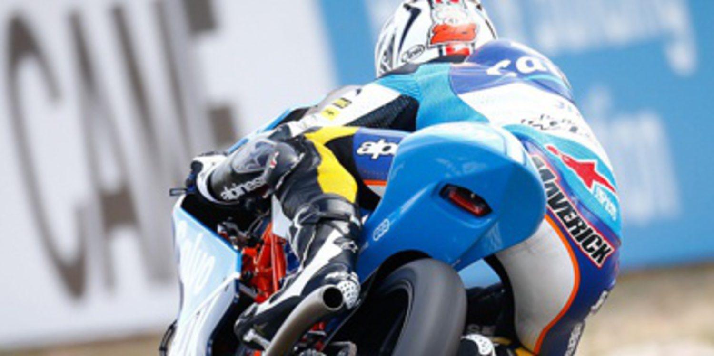 """""""Mack"""" Viñales arranca arriba el FP1 de Moto3 en Sepang"""