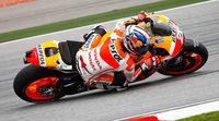 Dani Pedrosa repite en los FP2 de MotoGP en Sepang
