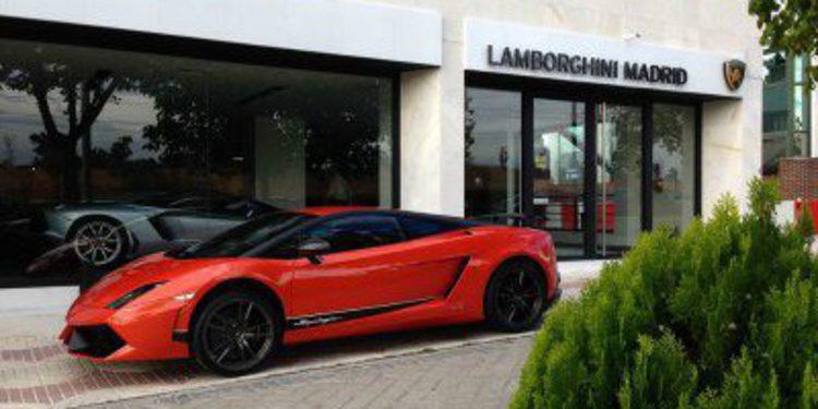 Lamborghini más cerca de los españoles