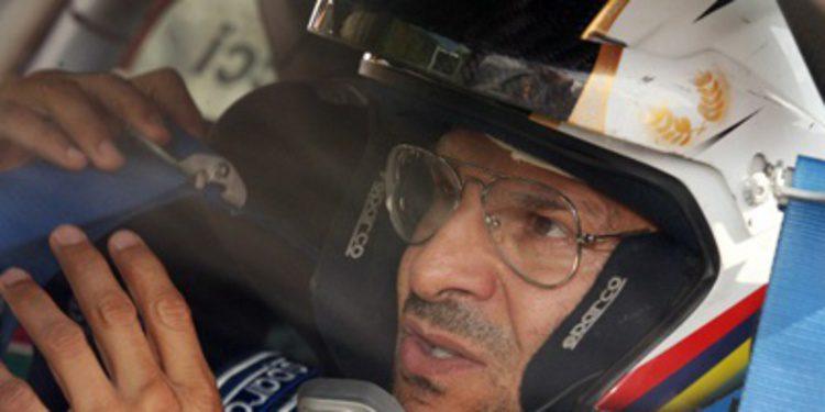 Paolo Andreucci en el Rally de Sanremo más italiano
