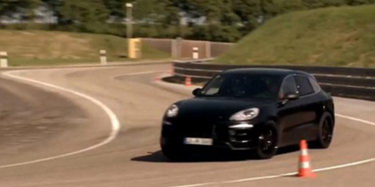 El nuevo Porsche Macan se deja ver en video