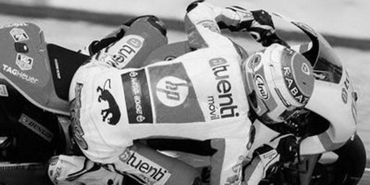 La lluvia corta el dominio de Tito Rabat en los FP3 Moto2