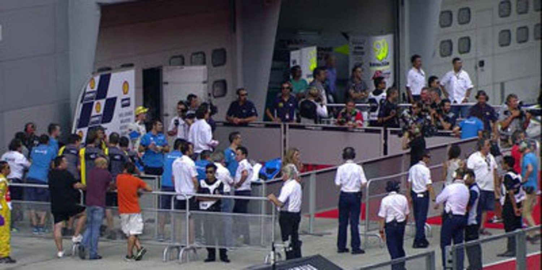 Tito Rabat pole obligada de Moto2 en Sepang