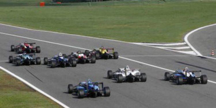 Raffaele Marciello sale reforzado en el F3 Europe tras Vallelunga