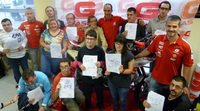 Gas Gas al Dakar 2014 de la mano de Anna Vives