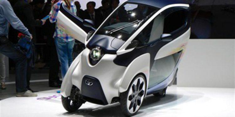 El Toyota i-ROAD llega a producción