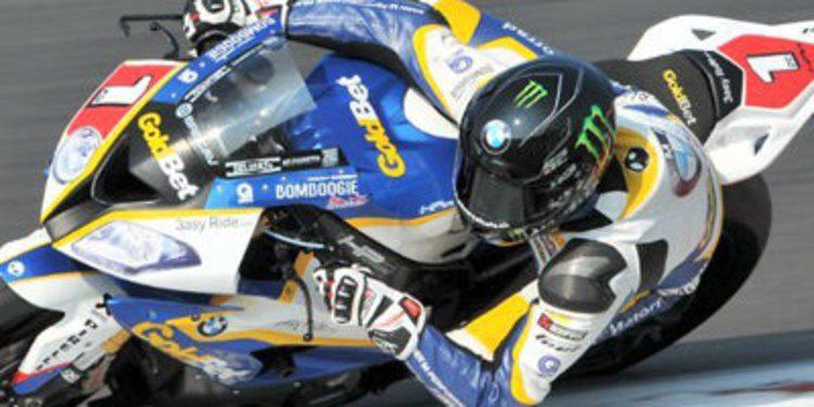 Sylvain Barrier debutará en el WSBK en Jerez con BMW