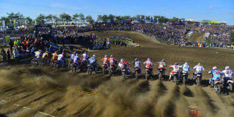 Calendario 2014 del Mundial de Motocross