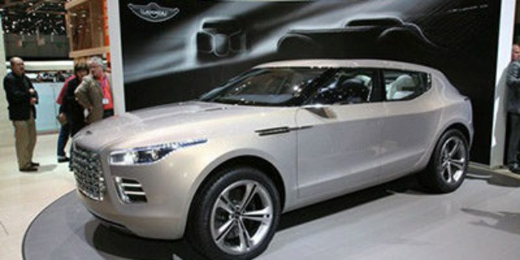 Aston Martin Lagonda, el SUV británico
