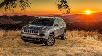 La transmisión retrasa al Jeep Cherokee 2014