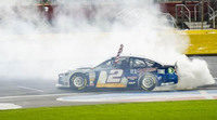 NASCAR Chase 2013: Brad Keselowski gana en Charlotte